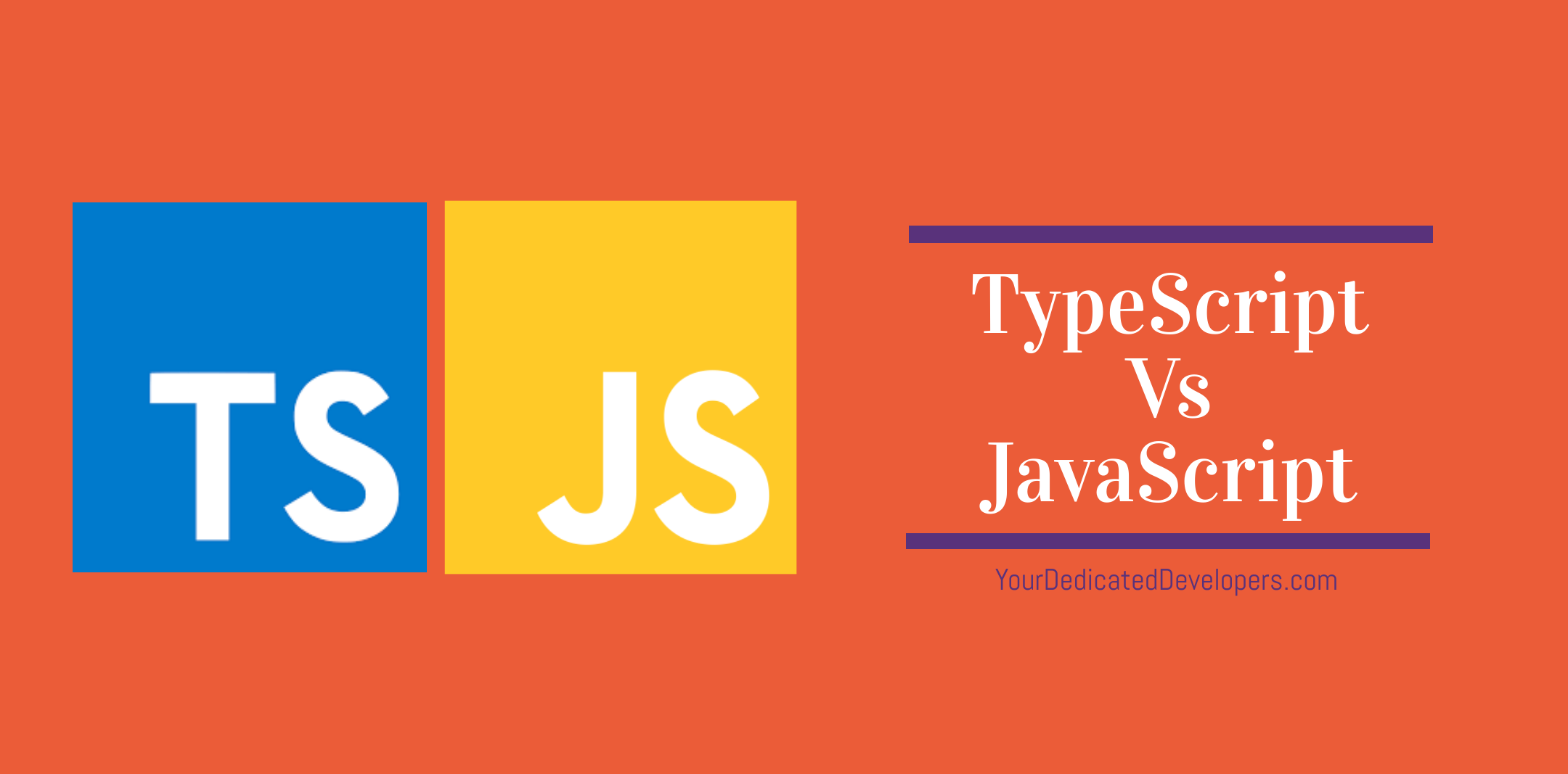 Javascript vs Typescript. This post helps in understanding the differences and various advantages of both programming languages.