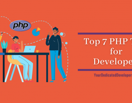 Top-notch tips to improve your PHP web development skills