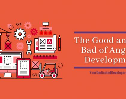 Angular Good and bads